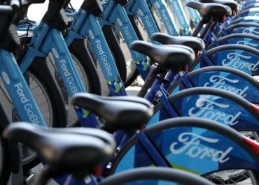 Ford to end sponsorship of Lyft-owned bike share service